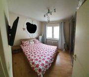 Doppelbett zu verkaufen