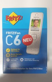 FRITZ Fon C6 Schnurloses Telefon