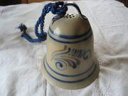Norbert Corzelius Keramik Glocke Salzlasur