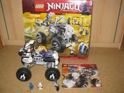 Lego Ninjago 2506 Monstertruck