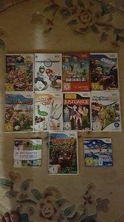 Wii verschiedene und 11spieler