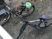 2 fahrräder