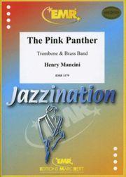 Noten Brass-Band Soloinstrument The Pink