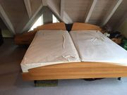Verkaufe komplettes Schlafzimmer Bett Schrank