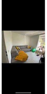 ECHT LEDER Couch zu verkaufen