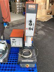 Ultraschall Schweißmaschine Rinco MP292