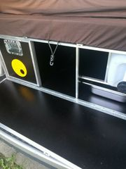 QUQUQ Q1 Campingbox bett top
