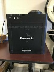 Panasonic PT-DZ12000U DLP-Projektor mit ET-D75LE3-Objektiv