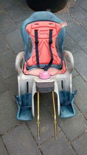 - zu verschenken - Fahrradsitz gebraucht