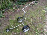Jucad Titantrolley 3-Rad mit Bremse