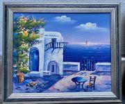 Wandbilder oil painting mit Rahmen