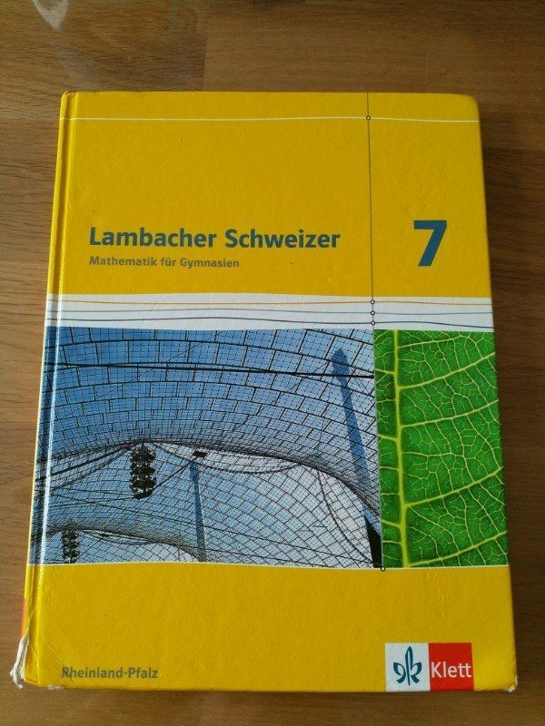 Mathe Buch 7 Klasse