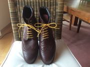 Schuhe - Stiefeletten Gr 45 neuw