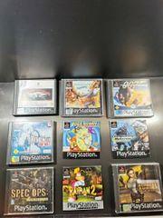 Playstation 1 Spiele Ps1 Spiel