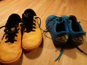 Fußball Schuhe Nike Adidas gr