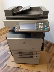 BÜROAUFLÖSUNG Drucker Kopierer Scanner Konica