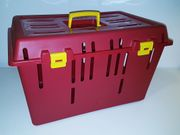 Transportbox Pet Caddy II Rot