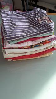 Mädchen Shirts gr 86 92
