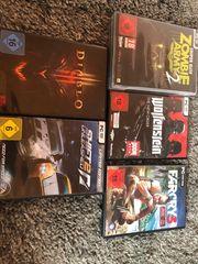5 PC Spiele
