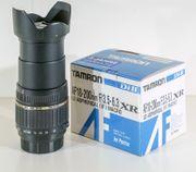 PENTAX-K -TAMRON AF 18-200mm F