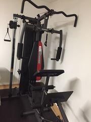 Kraftstation Fitness