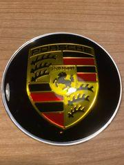 Porsche Aufkleber 65mm Nabendeckel Nabenkappen