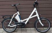 Kalkhoff E-Bike Sahel Urban Akku