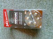 Hörgeräte Batterien RAYOVAC