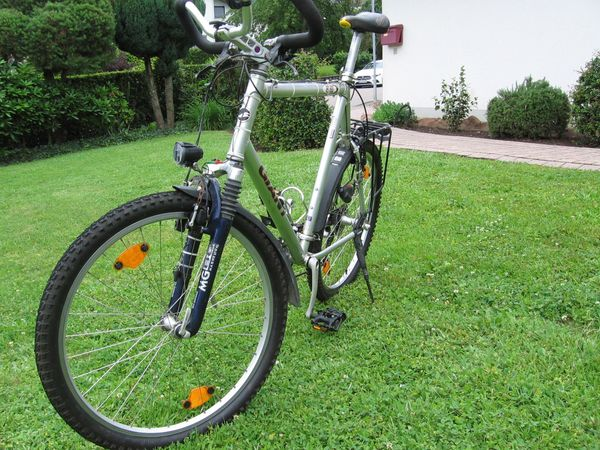 Giant-Mountainbike Terrago silber 26 Herrenrad