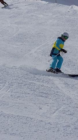 Wintersport Alpin - Ski Jacke und Hose