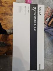 Sigma 150 600