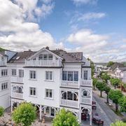Ostseebad Binz Maritime Ferienwohnung Villa