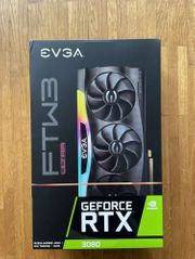 EVGA GeForce RTX 3080 FTW3