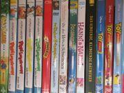 23 DVDs Filme für Kinder