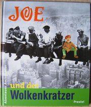 Buch Joe und der Wolkenkratzer -