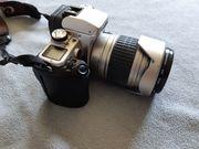 Canon EOS 50E Teleobjektiv und