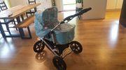 Praktischer schöner Kinderwagen - Easy Walker