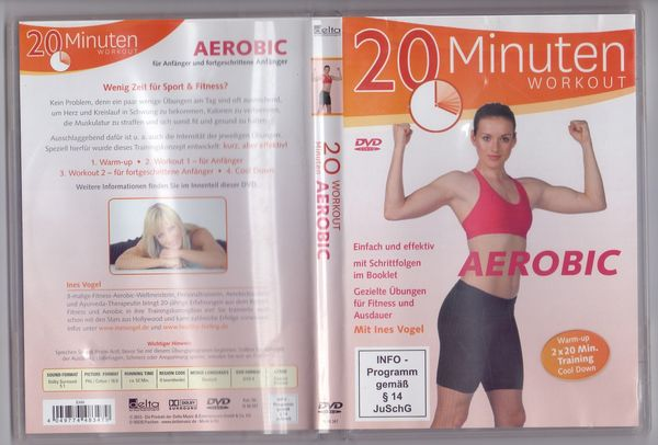 20 Minuten Workout - Aerobic DVD -