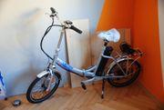 ALU Klapprad swemo E-Bike 20