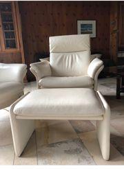2 Sessel plus Hocker Sonderpreis