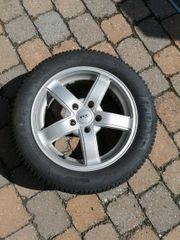 Winterreifensatz Mazda5 Alufelgen TEC Reifen
