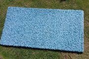Teppich Farbe türkise 80 x