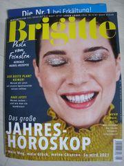 Zeitschrift BRIGITTE Nr 1 16