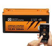 100AH 150AH LiFePo Batterie mit
