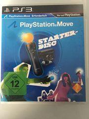 PlayStation move starter disc für