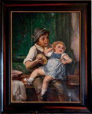 MeisterGemälde MINNA v BUDINSKY 1850