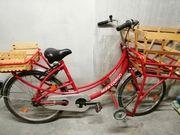 Verkaufe Lastenrad
