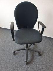 Schreibtischstuhl Bürostuhl mit Rollen und