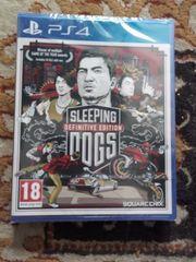 Sleeping Dogs Definitive Edition für