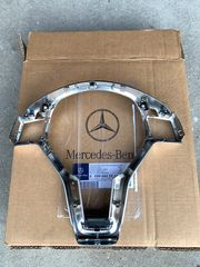 AMG Mercedes W204 Lenkradblende Sportpacket